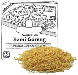 bami Goreng koken zonder pakjes