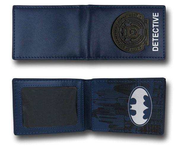 Batman Gotham Police Wallet