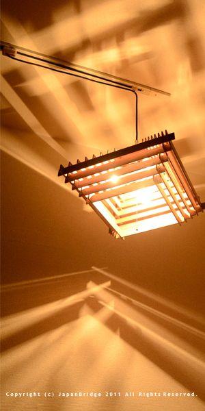 Rakuten: * 11-Early * lighting ウッドシェード pendant light-stylish Japanese modern pendant-wood-modern-Scandinavian-dining-bedroom-healing-stylish...