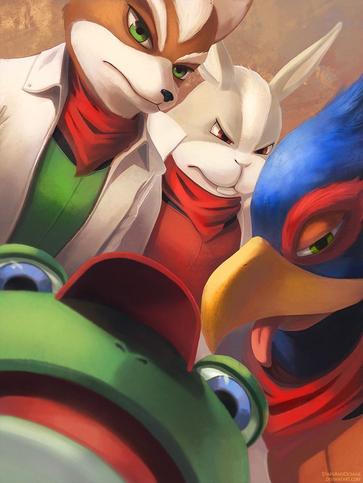 Star Fox 64 - N64 20th Anniversary Tribute by StarsAndOceans