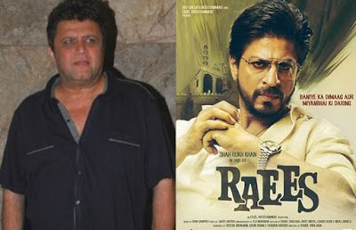 """@InstaMag - Rahul Dholakia whose forthcoming film """"Raees"""" is releasing on the same day as Hrithik Roshan's """"Kaabil"""" says he is not worried about the date clash"""