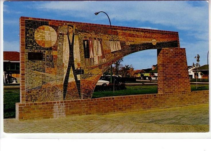 James Marshall Brick Arch, Medicine Hat, AB