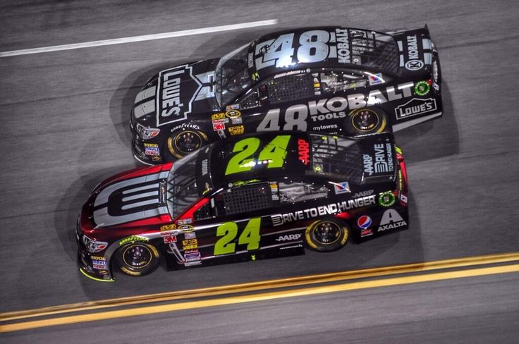 Power Rankings: Who Are The Preseason Favorites in NASCAR!