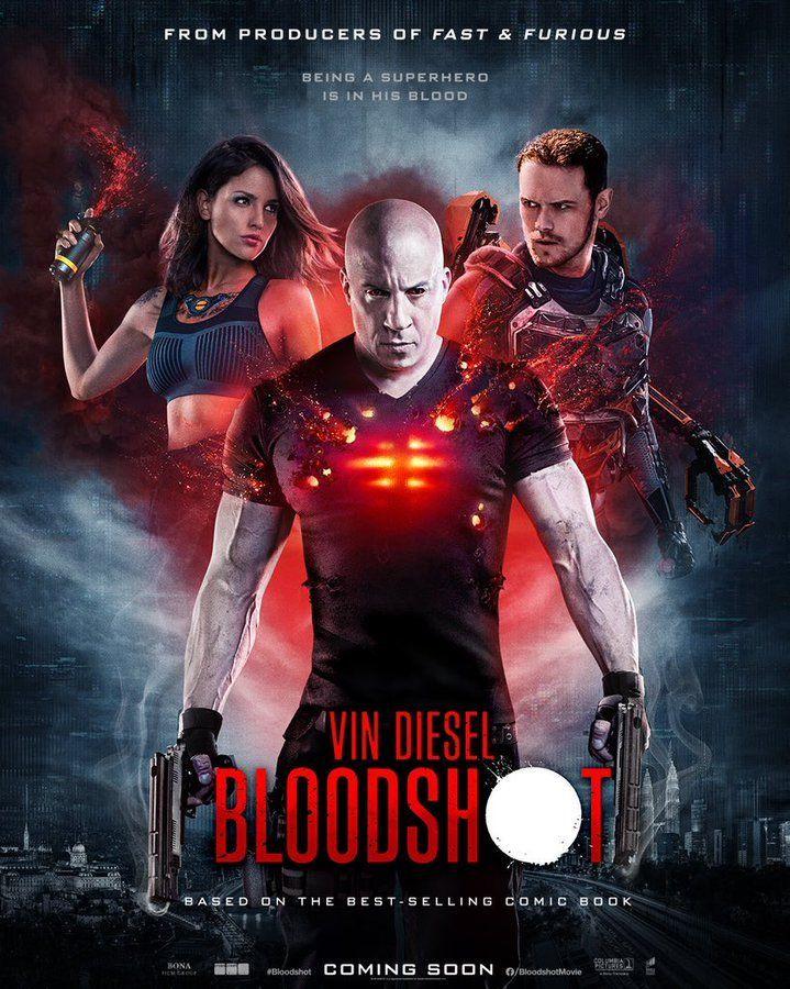 Watch Bloodshot Hd Movie Online Free In 2020 Bloodshot Film Full Movies Online Free Free Movies Online
