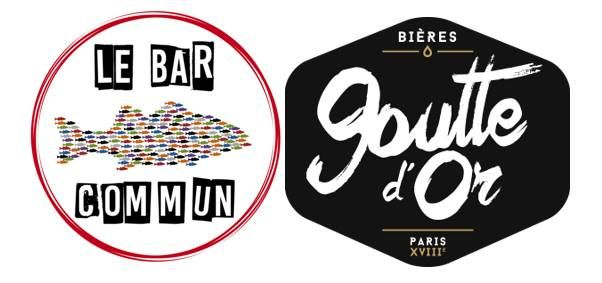 Paris Food & Drink Events: La Brasserie de la Goutte d'Or au Bar Commun February 8 @ 18:00 - 23:00