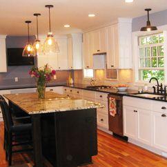 2012 Minneapolis Remodelers Showcase Kitchen Island