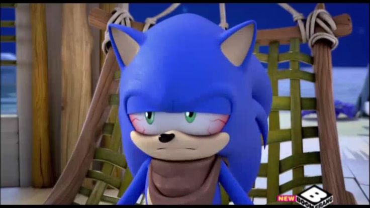 """Sonic Boom season two episode 15 """"Og Man Out"""""""