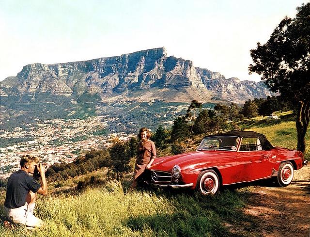 Signal Hill 1963