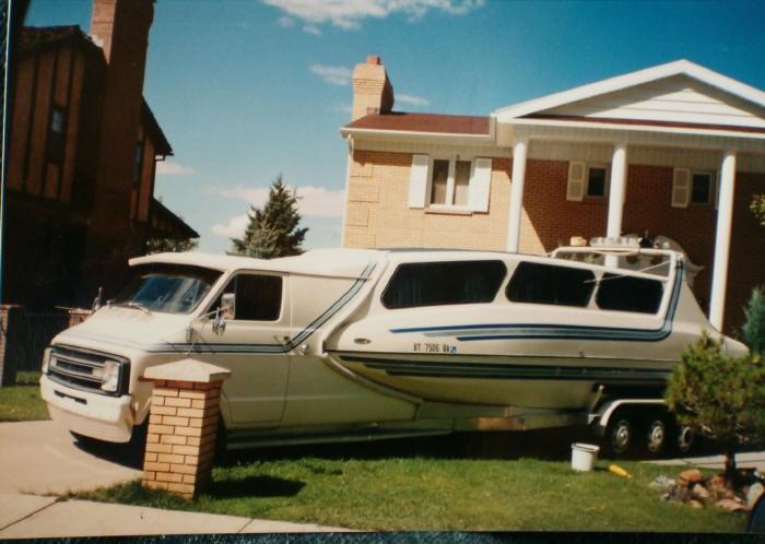 6 Way Trailer Light Wiring Diagram Plant To Label Boat ----> Car Hauler Conversion | Houseboat Pinterest