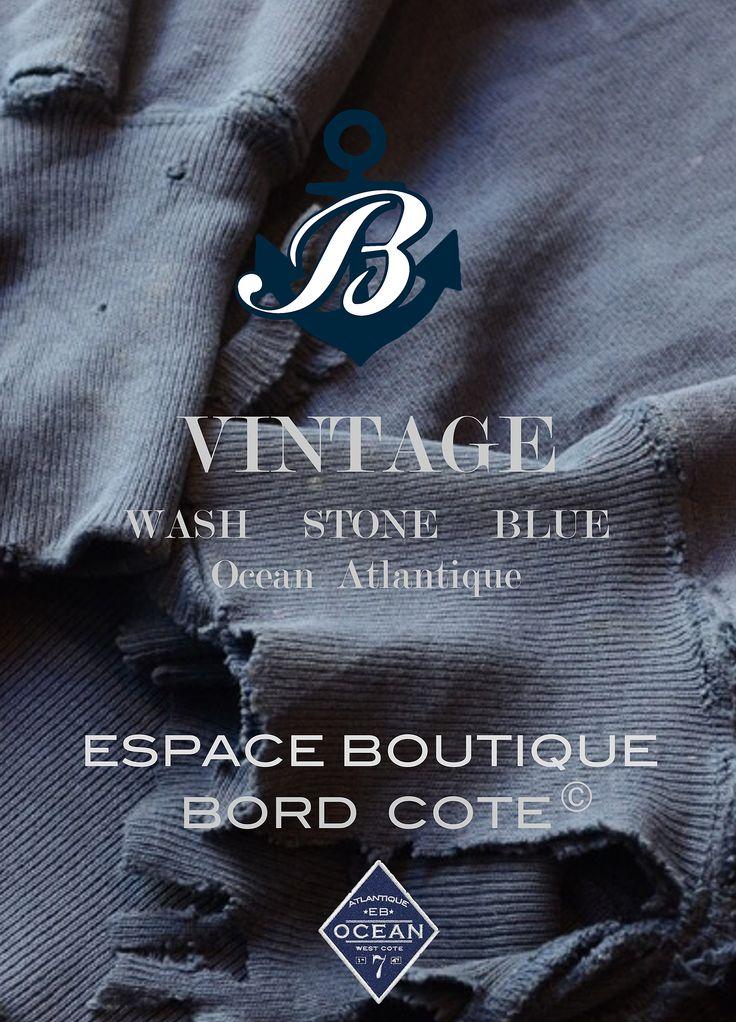 Collection été 2016 // BORD COTE® // Ocean Atlantique tee-shirt polo sweatshirt