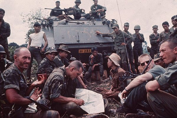 a history of the vietnam war and americas possible victory Photo courtesy of the sochistorywar vietnam the party believed it could win a military victory in this meant that america would go to war in vietnam with.