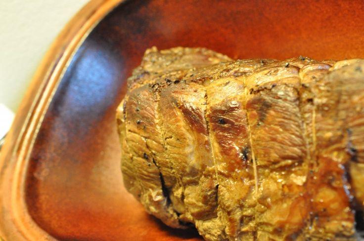 Roastbeef i Römertopf – rørende let og lækkert
