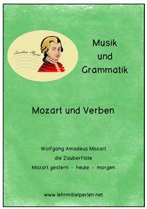 Deutsch Grammatik: Verben mit Mozart