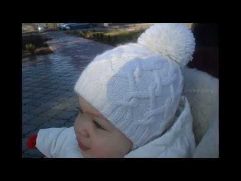 Вязание замечательных детских шапочек. Link download: http://www.getlinkyoutube.com/watch?v=X8sNeWu6pec