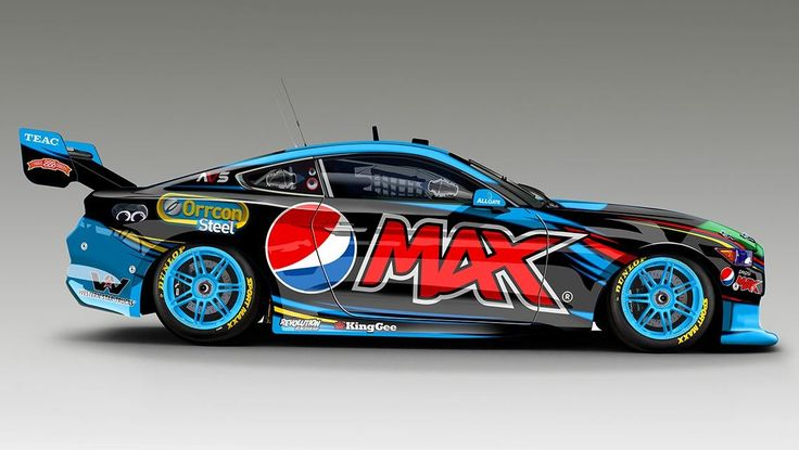 Ford dealers prepared to support Mustang V8 Supercar in 2017