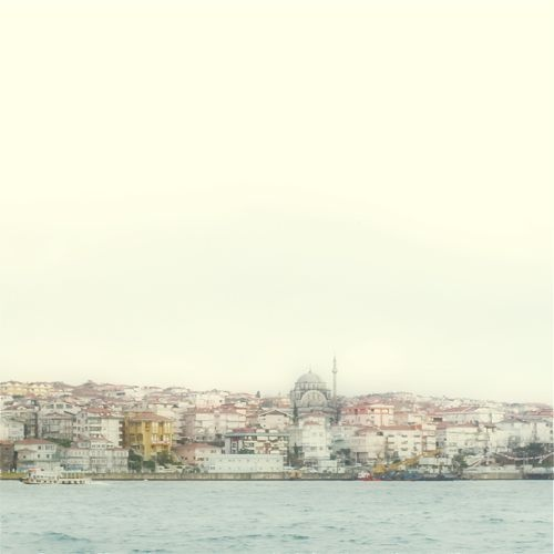 Istanbul. I've heard great things about you. I can wait to meet you.