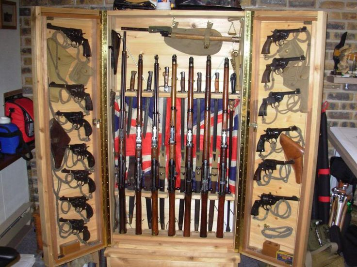 not a whole room per say but a reminder that a good theme can lockergun cabinetsgun