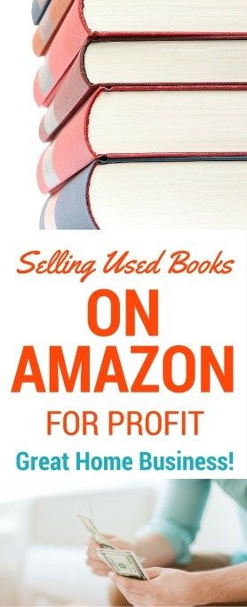 Sell Used Books on Amazon For Money-Great Home Business! – Entrepreneur