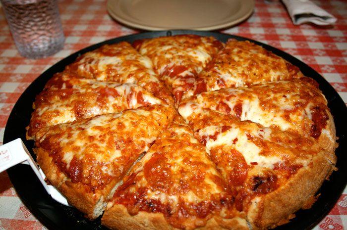 America's Favorite Pizza Chains