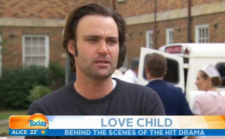 Exclusive Clips Behind the scenes of Love Child - http://www.9jumpin.com.au/show/lovechild/videos/4230450291001/ - Matt Le Nevez