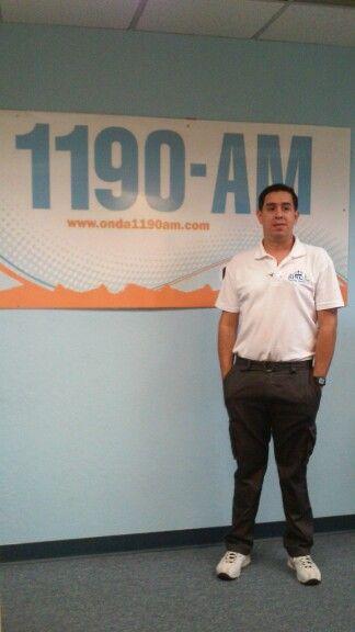 Right here at latino radio station 1190AM Phoenix.