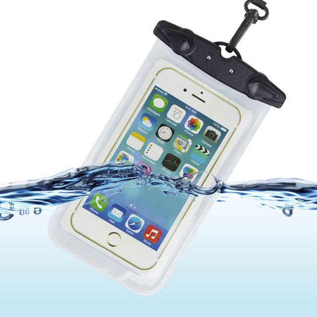 2017 Universal Waterproof CellPhone Pouch Bag Case Underwater Swimming Case Phone Protector Diving Camera Accessories