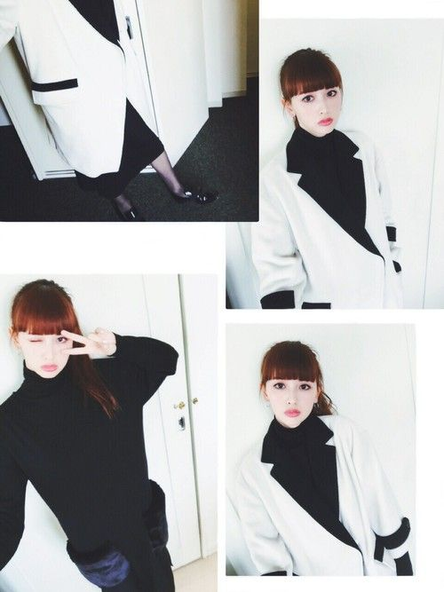 LiME【CANDY+】's RECOMMEND Looks│鈴木えみ'sCAT COPYOne piece dressLook-WEAR