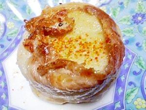 「えのき丸々ステーキ 豚バラマキ」不思議触感で食べ応えもあります!【楽天レシピ】