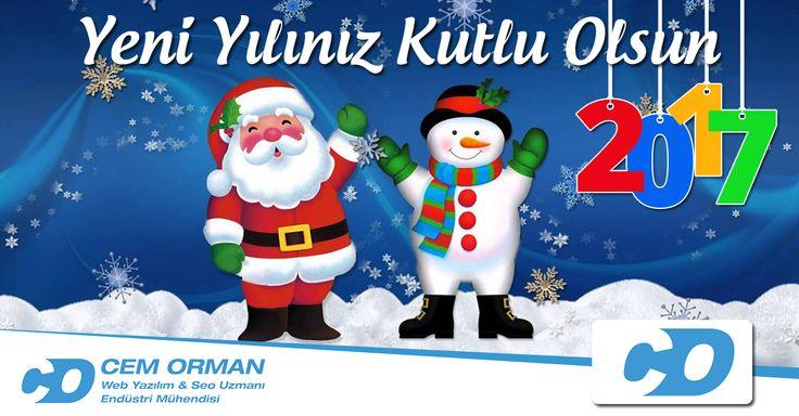 Yeni yılın size sağlık, mutluluk, huzur ve bol kazanç getirmesini dilerim. Mutlu yıllar Türkiye! www.cemorman.com.tr