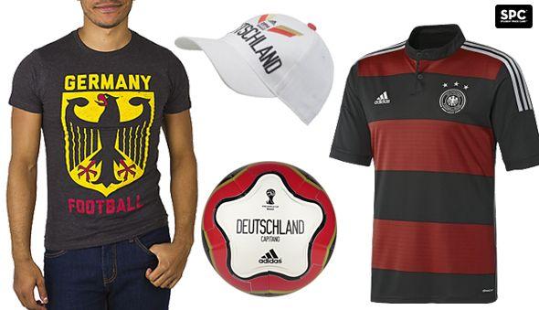 German World Cup Gear