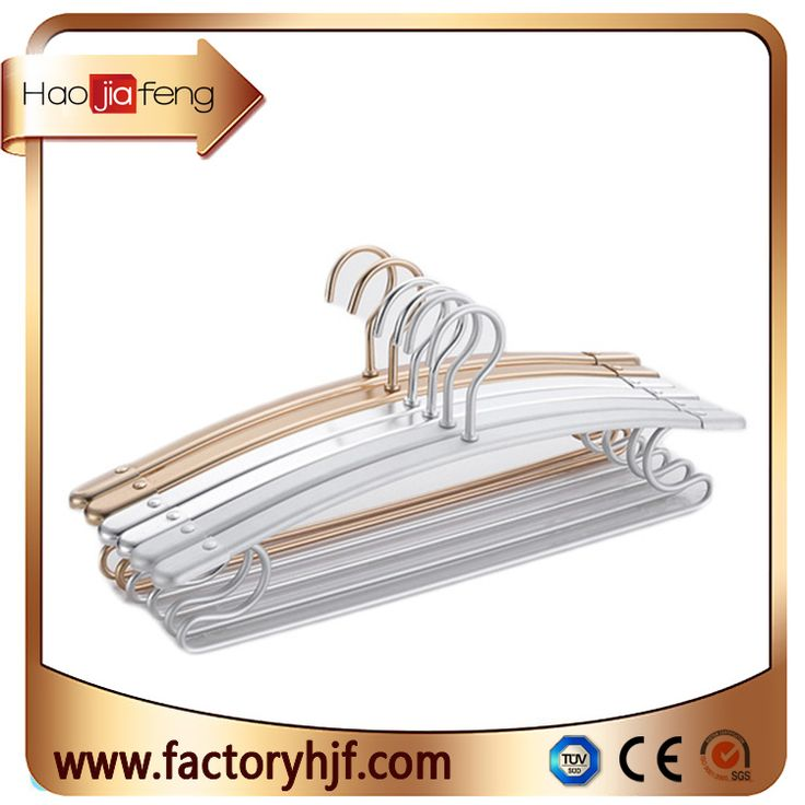 Haojiafeng are specialist suppliers of coat hangers, with a huge range of stock. Fantastic aluminum clothes hangers, coat hangers, trouser hangers, skirt hangers. www.factoryhjf.com Email to sales02@factoryhjf.com Phn&WhatsApp: +86 18682099097 #hangers #clotheshangers #householduse #Chinamanufacture