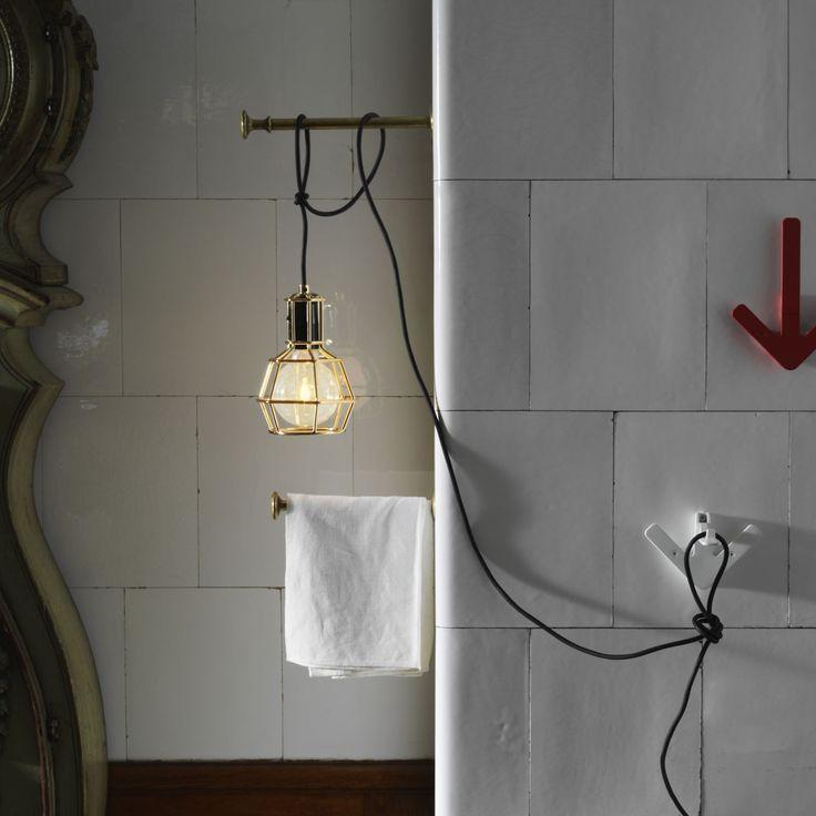 Luxury La Work Lamp de la marque Design House Stockholm est une r interpr tation luxueuse et raffin e de