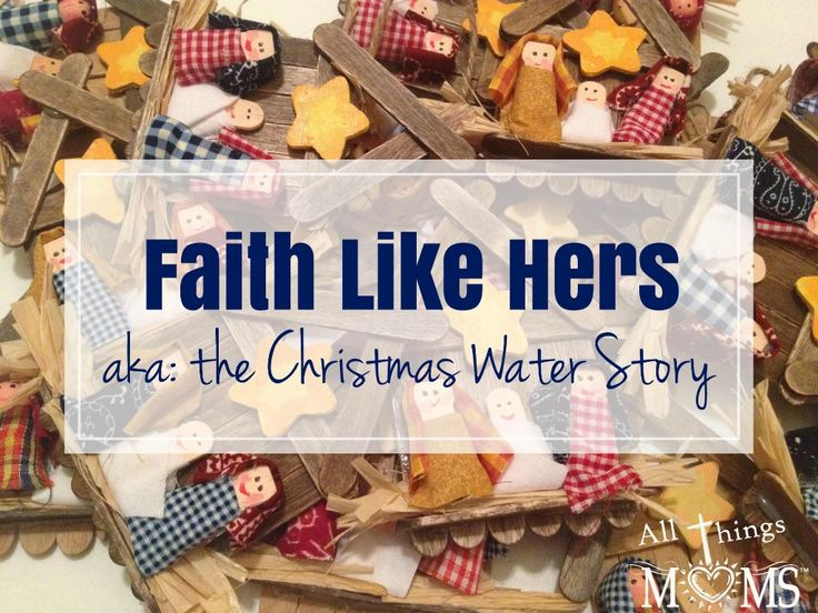 This is such an awesome story!! Love to see how God has moved thanks to a child's faith! Faith Like Hers - http://allthingsmoms.com/faith-like-hers/