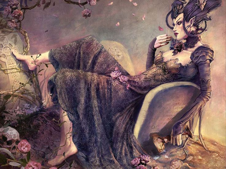 Faerie Girl Wallpaper Witch Wallpaper Pagan Beware The Autumn People Ray