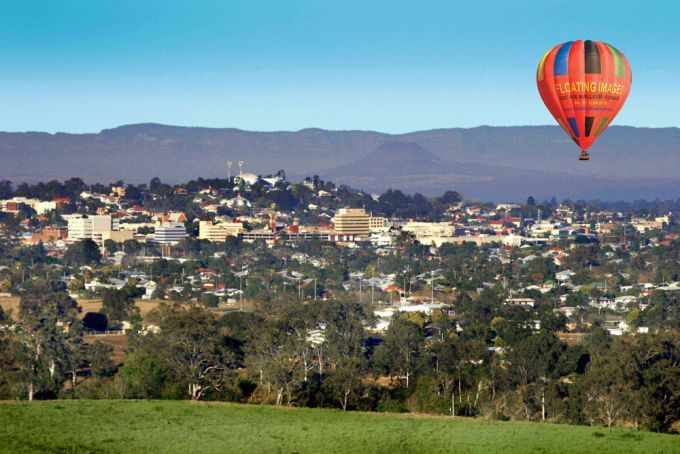 Floating Images Hot Air Balloon Flights Ipswich | Must do Brisbane