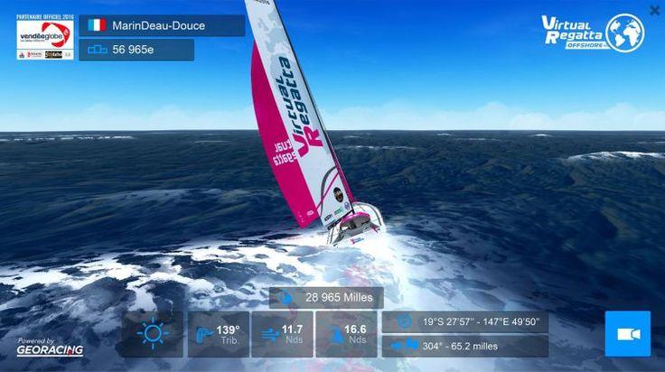 Participez vous aussi au Vendée Globe grâce à Virtual Regatta ! - Capital.fr