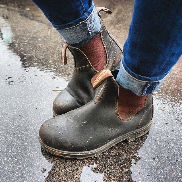39 best How To Wear images on Pinterest | Blundstone boots