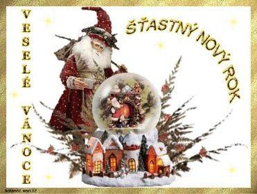 Veselé Vánoce Obrázky 5