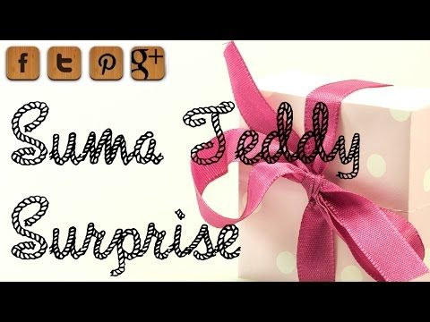 Suma Teddy Surprise Teil 1 - © Woolpedia - YouTube