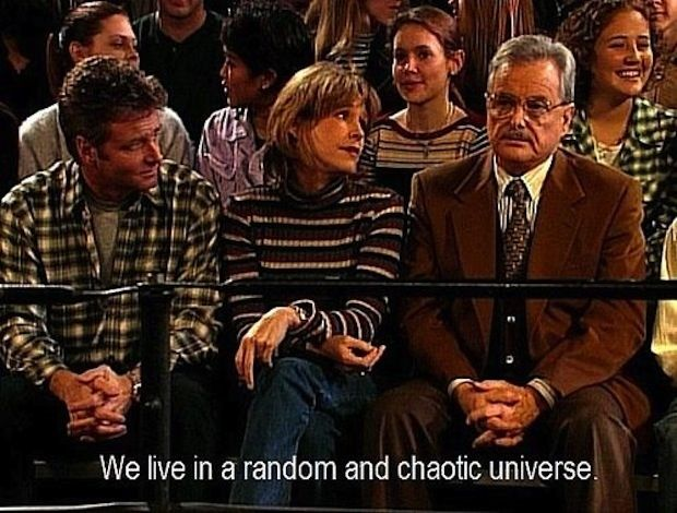 "Life is crazy: | The 13 Most Important Life Lessons Learned From Mr. Feeny On ""Boy Meets World"""