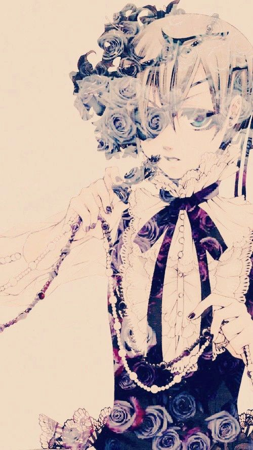 Wallpapers — Black Butler Wallpapers for gerardwaysassyass