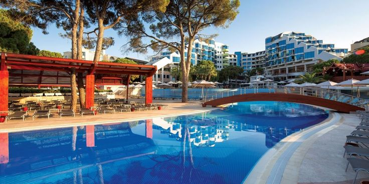 Sejur de vara 2018 la mare pe litoral in Antalya Belek la Hotel Cornelia Deluxe Resort de 5 stele din Turcia