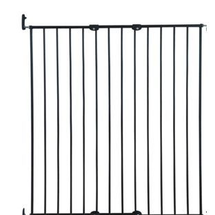 Buy Scandinavian Pet Design Extra Tall Extending Gate - Black at Argos.co.uk - Your Online Shop for Dog gates.