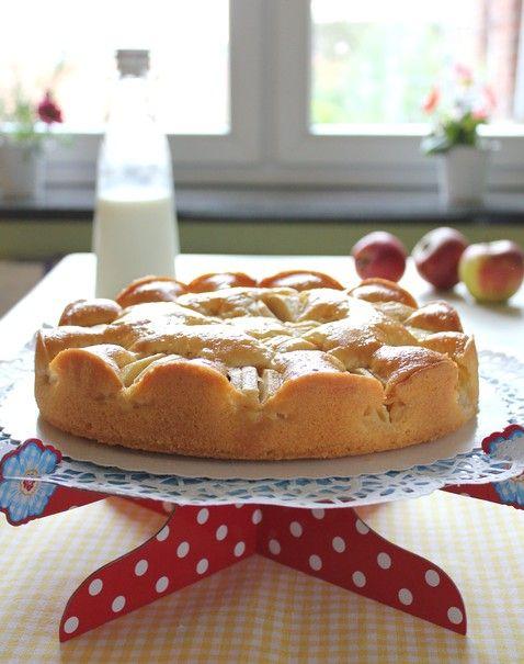 Tarta de manzana receta                                                                                                                                                                                 Más