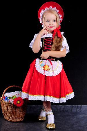 Красная шапочка детская