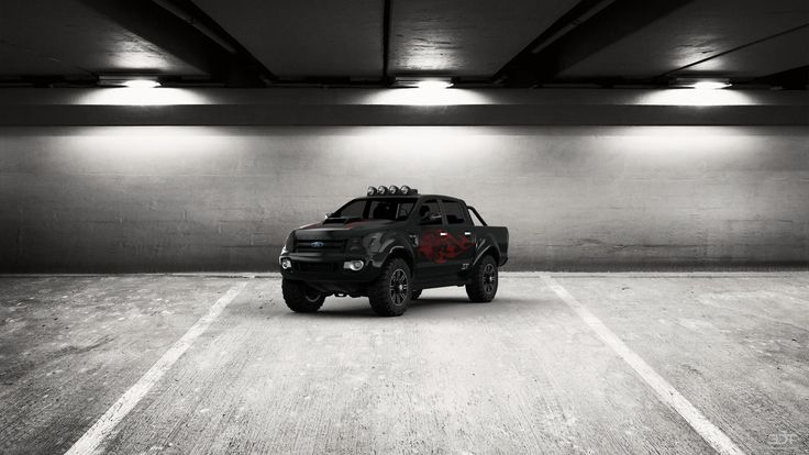 Checkout my tuning #Ford #Ranger 2012 at 3DTuning #3dtuning #tuning