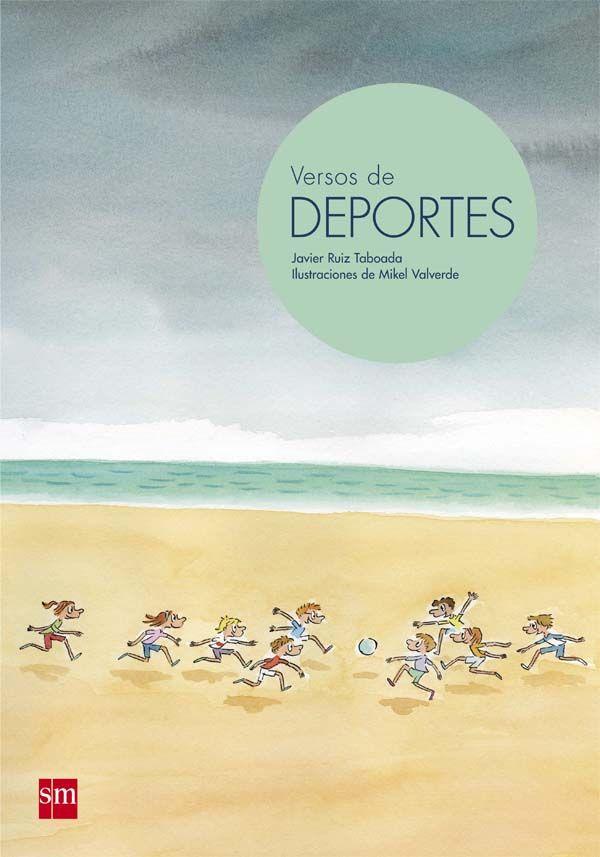 Un libro para primeros lectores con 30 divertidos poemas sobre diferentesdeportes en el que a cada poema se le dedica una doble página ilustrada.