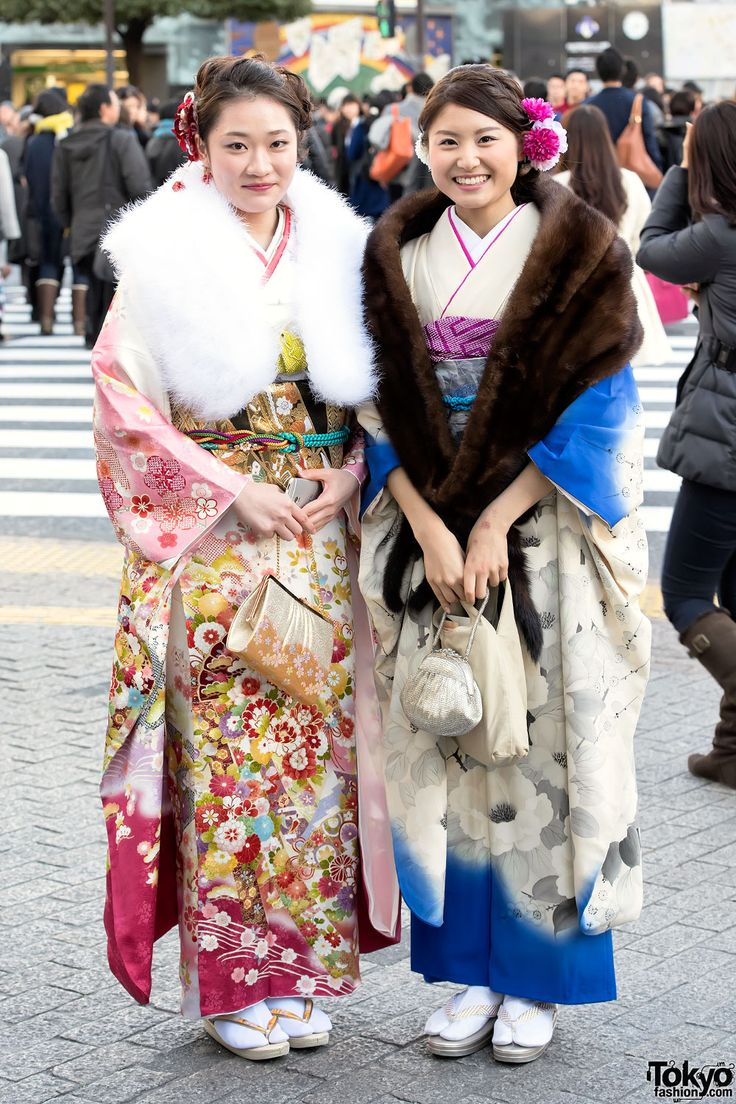 """super CUTE ... 2015 Japanese """"Coming of Age Day"""" ( 成人の日 