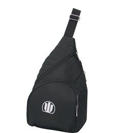 Main zippered compartment, Front zippered pocket and side zippered pouch, Adjustable backpack strap. http://catalogue.davarni.com.au/Products/Search/Products?category=12139