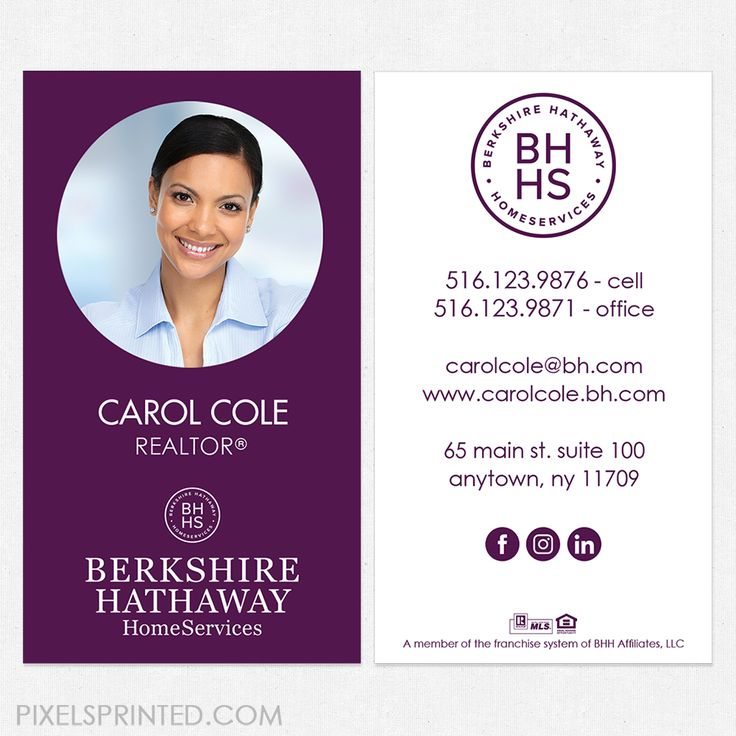 The 89 best berkshire hathaway business cards and stationery images berkshire hathaway business cards bh business cards berkshire hathaway cards bh cards realtor business cards realty business cards colourmoves